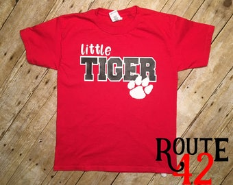 Little Tiger Spirit Shirt | Tiger Mascott
