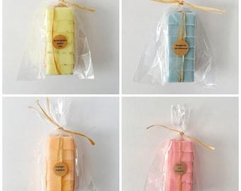 Mini soap stack