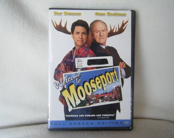 DVD Movie Welcome to Mooseport - Used