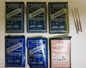 Vintage Sewing Machine Needles