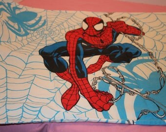 Spiderman Pillowcase Marvel Comic Fabric Standard Pillowcase