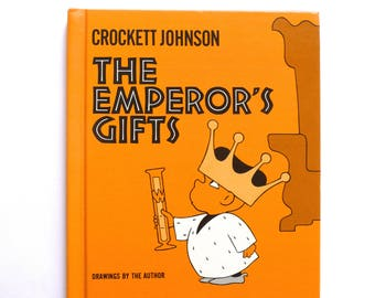 The Emperor's Gifts by Crockett Johnson Vintage Book