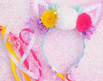 Bunny Hop headband