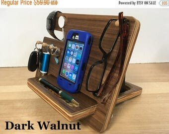 50% OFF SALE Apple Watch Docking Station, iPhone Dock, iPhone Docking Station, Christmas Gift,  Smartphone Dock, iPhone Charging Station