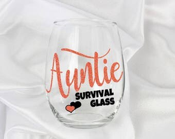 aunt to be gifts, auntie gifts, aunt birthday gift, funny aunt gift, personalized aunt gift, aunt gift from niece, aunt announcement, auntie
