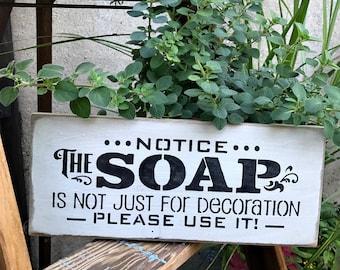 Just Bathroom Signs funny bathroom signs | etsy