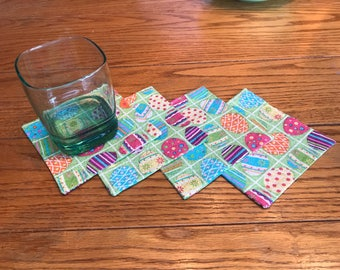 Easter Coasters - set of 4