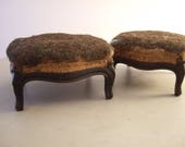 French Foot Stools for re...