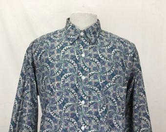 Lee Floral Paisley Shirt