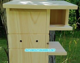 Squirrel Nesting Box
