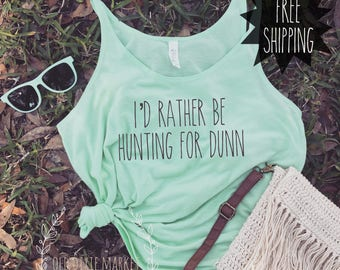 I'd rather be hunting for Rae Dunn tank
