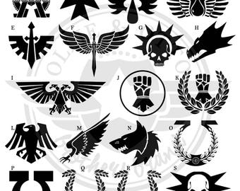 Warhammer Decals