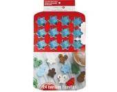 Snowflake Mold - Christmas Mold, Christmas Snowflake Mold, Silicone Snow Flake Mold, Soap Mold, Chocolate Mold
