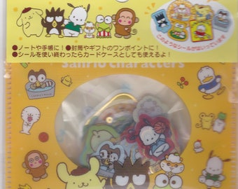 Sanrio Orginal Characters Mix 90s Sticker Flakes Pack with Gold Accent 45 pieces (598917)  Price depends on order volume.