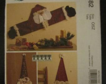 Santa Wall and Door Decorations