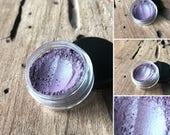 Psycho Mantis - Muted Dusty Purple with Green Sheen Eyeshadow Sexy Smokey Eye Gothic