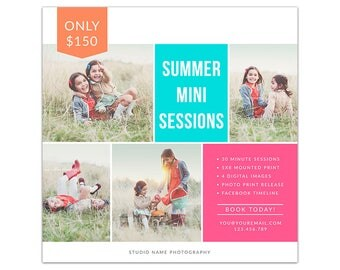 MB25 :. Summer Marketing board | Summer Minis