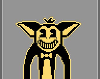bendy and the ink machine crossover