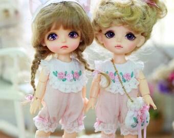 MidsummerCircus*Juju's*lati 1/8 outfit kindergarten&silk ribbon
