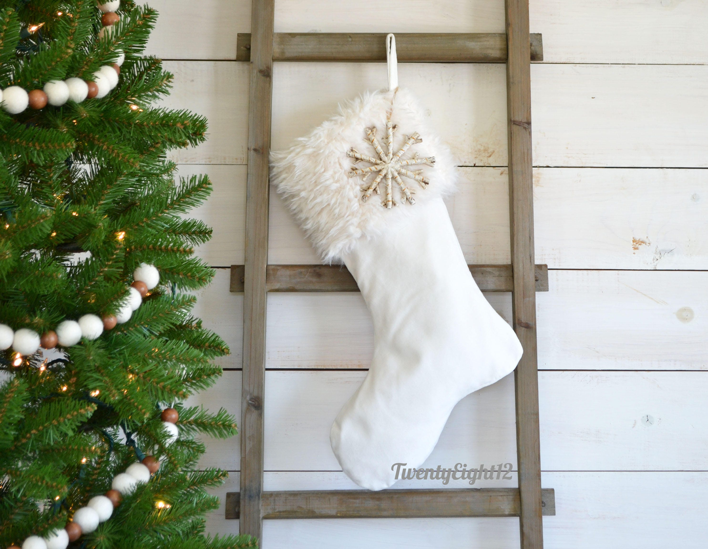 Buy Personalized Christmas Stocking - Embroidered Free: Stockings & Holders - auctionsales.tk FREE DELIVERY possible on eligible purchases.