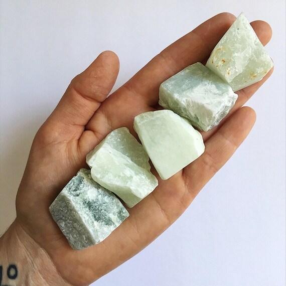 New Jade (Serpentine) raw piece