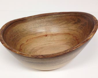 Camphor Bowl, Wood Bowl, Natural Edge Bowl, Candy Bowl