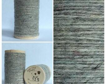 Rustic Moire Wool Thread #125