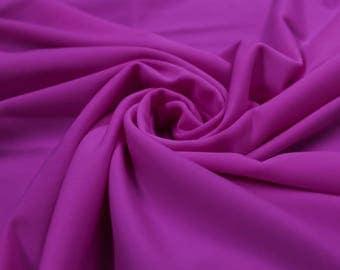 "Fuschia 60"" Swim Jersey 4-Way Stretch Fabric by the Yard - Style 3076"