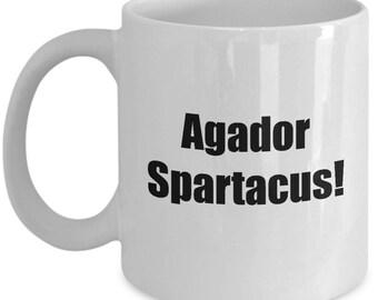 The Birdcage Movie Agador Spartacus Funny Gift Mug Quote Albert Butler Coffee Cup