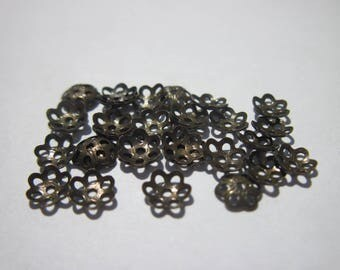 20 bead caps for beads (2072)