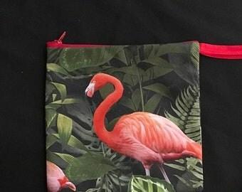 Springsale Flamingo coin purse