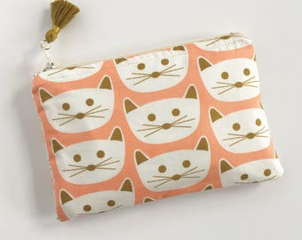 Essential Oil Bag / Essential Oil Pouch, Oil Storage Bag, Essential Oil Travel Bag / Cat Oil bag / kids essential oil bag