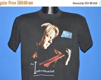 ON SALE 90s Todd Rundgren TR-i The Individualist t-shirt Large
