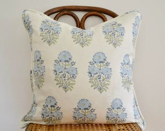 20 x 20 Lisa Fine Textiles Pillow Cover