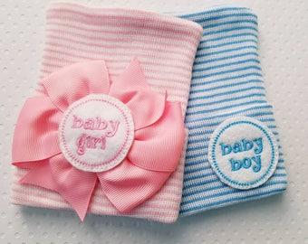 Newborn Baby Girl or Baby Boy Hat-baby boy beanie-newborn girl beanie-infant boy beanie-baby beanie