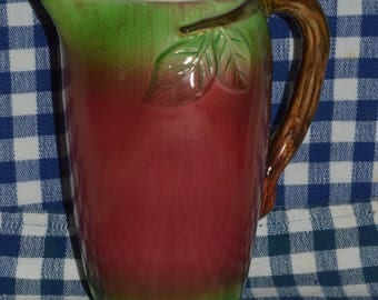 Very vintage apple juice pitcher