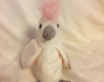 Kuku bird retired Beanie Baby 1997