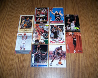 50 Philadelphia 76ers Basketball Cards