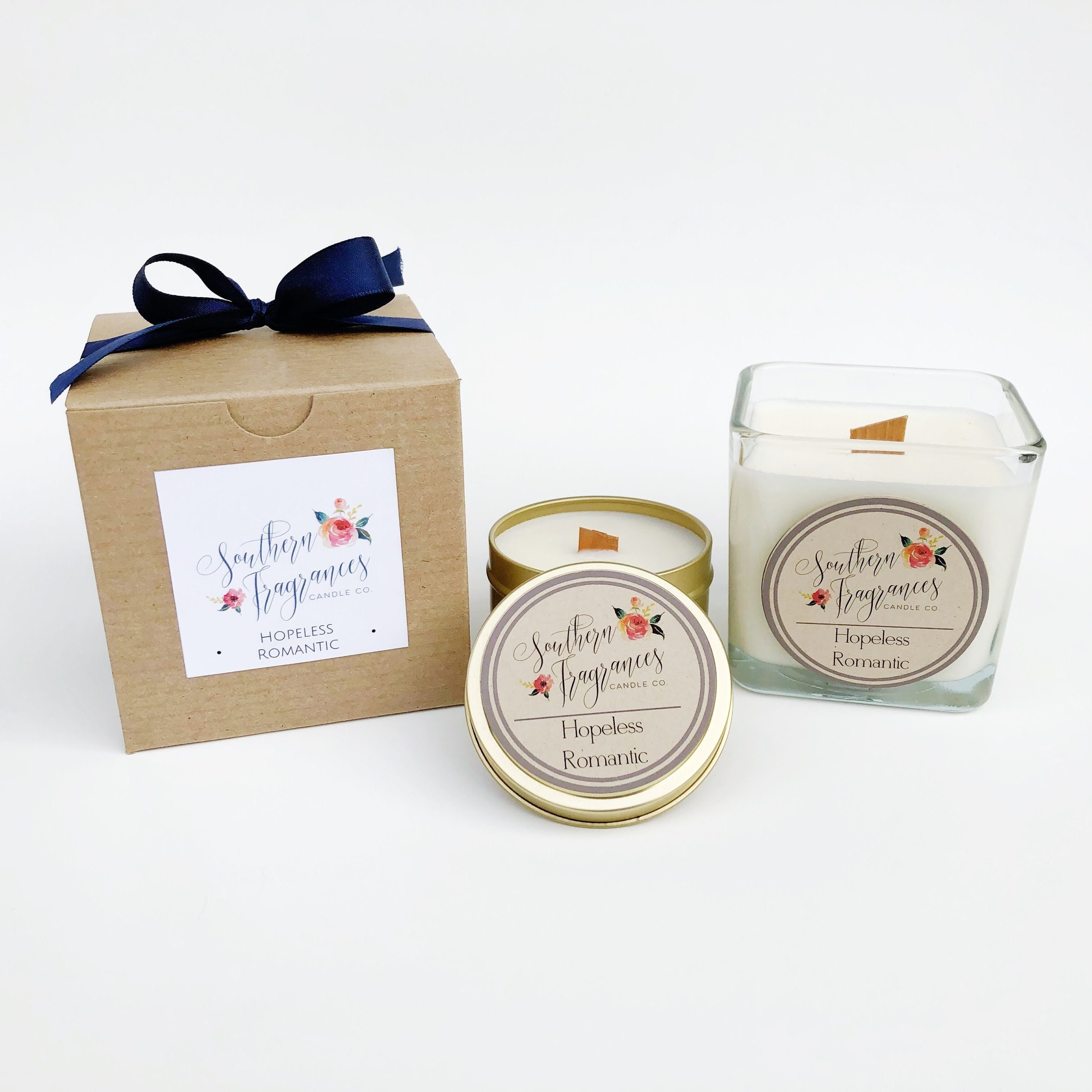 Southern Fragrances Hopeless Romantic Candles