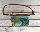 Fanny Pack, Festival Fanny Pack, Cute Fanny Pack, Fanny Pack Festival, Hip Bag, Leather Fanny Pack, Leather Hip Bag, Leather Belt Bag