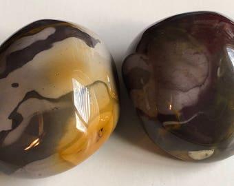 Mookaite Palm Stone, Healing stone, Spiritual Stone, Healing Stone, Healing Crystal, Chakra