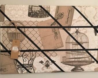 Bird cage Memory board