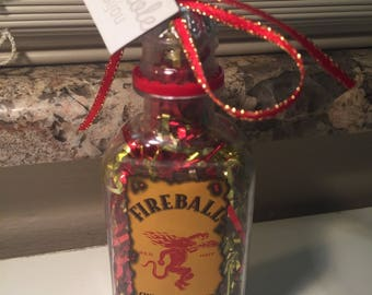Fireball Inspired, Ornament