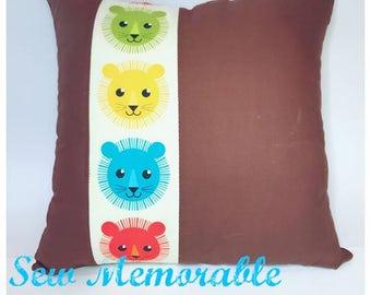 Cushion - Roar