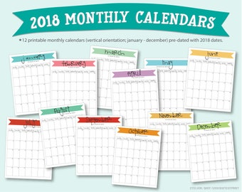 Christmas Planner and Organizer Bundle Printable Holiday