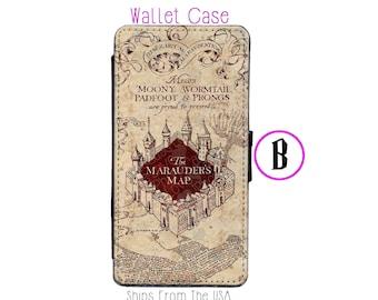 Harry Potter Galaxy S8 Plus case - Harry Potter Galaxy S8 Plus wallet - Galaxy S8 Plus Case - Galaxy S8 Plus - Samsung Galaxy S8 Plus Case