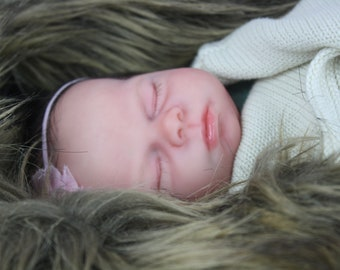 Isabella by Nikki Johnston Reborn Baby Doll Ready to Ship