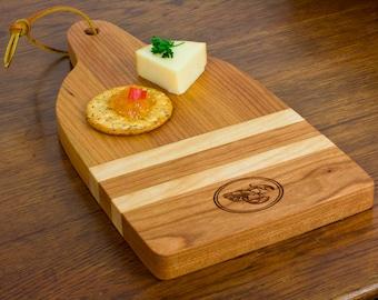 Cutting board, Personalized cutting board, Coastal, Nautical, Buoy board, Cheese board