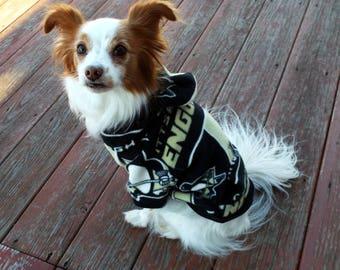 Pittsburgh Penguins Hoodie / Dog Hoodie / Dog Clothes / Pittsburgh Penguins Dog Clothes / Pet Hoodie / Pet Clothes