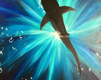 Hawaiian Shark